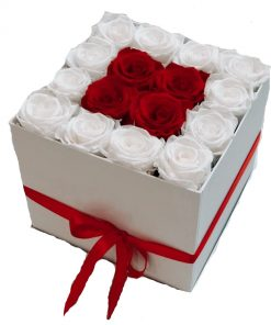 Kutije sa ružama